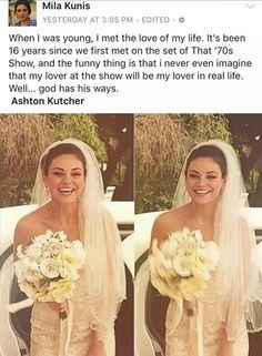 Mila Kunis - Ashton Kutcher