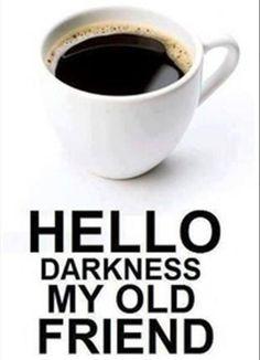 Wat een heerlijke kop koffie!