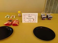 Mickey Mouse Birthday Party Ideas | Photo 3 of 22 | Catch My Party