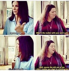 The heat- Melissa McCarthy and Sandra Bullock, favourite film ever! Heat Movie, Movie Stars, Movie Tv, Funny Movies, Good Movies, Greatest Movies, Movies Showing, Movies And Tv Shows, The Proposal Movie