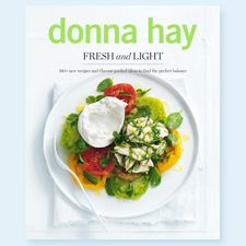 Donna Hay New Cookbook, Fresh and Light