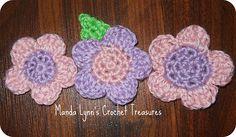Spring Petals pattern by Manda Proell