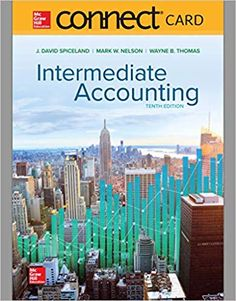 name:solution manual for Intermediate Accounting edition David Spiceland edition author:by David Spiceland type:solution manual format:word/zip All chapter include David Spiceland University Of Arkansas, Southern Illinois, Accounting, Manual, David, Author, Zip, Words, Business Accounting