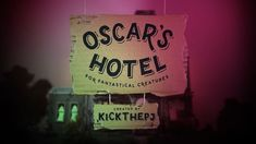 KickThePj's Oscar's Hotel for Fantastical Creatures is a six-part dark comedy series that transports its audience to a whimsical, fantastical universe where Oliver, the manager's assistant, finds himself as the temporary proprietor of his uncle's magical hotel when Oscar leaves unexpectedly. Oliver's struggle to manage the hotel takes him on surreal adventures with its eccentric residents.  Chris Kendall stars with an ensemble guest cast featuring Anna Akana, Grace Helbig, Mamrie Hart…
