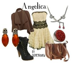 Angelica by disneybound