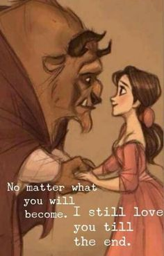 Beauty and the Beast ♡