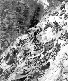 ANZAC position in Steele's Post, May 1915. http://wrhstol.com/2gGfIjt