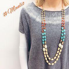 New! Collana €35 - Per spedizioni WhatsApp 329.0010906 #jewels #gems #stones #accessories