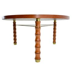 Frank Kyle Dining Table | 1stdibs.com