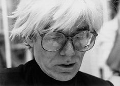 """""""I never fall apart, because I never fall together."""" • Andy Warhol"""