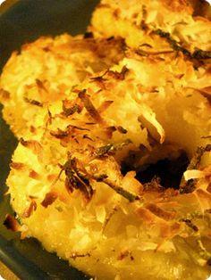 Pina Colada Grilled Dessert