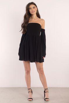 4b61bdba2b0 Ellie Off The Shoulder Dress