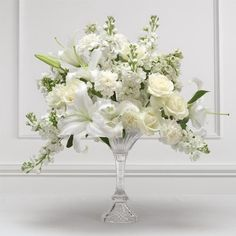 Flower Arrangements For Church Altar | Church Flower Decorations