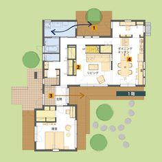 Alsace [アルザス] Series 三世代がゆったり暮らせる大屋根の家 - 北洲ハウジング