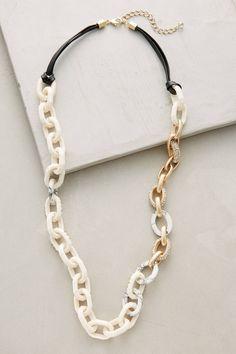 Stella Link Necklace