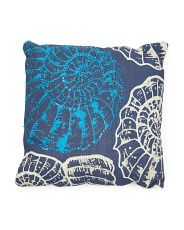 image of Lewis Shell Jute Pillow