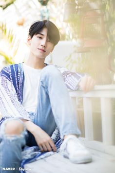 Naver x Dispatch Wonwoo