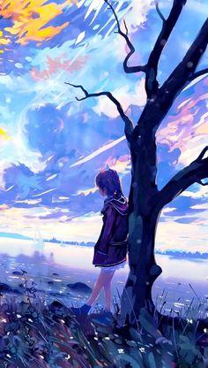 Wallpaper Animes, Anime Wallpaper Live, Anime Scenery Wallpaper, Fan Art Anime, Anime Art Girl, Anime Backgrounds Wallpapers, Animes Wallpapers, Anime Neko, Kawaii Anime Girl