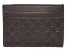 New Gucci Men's 262837 Brown Leather Micro GG Guccissima Small Case. Free shipping and guaranteed authenticity on New Gucci Men's 262837 Brown Leather Micro GG Guccissima Small CaseNew in Box  Style 262837  Brown Calf Leather  Micr...