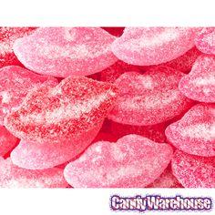 Sour Smooch JuJu Lips Candy