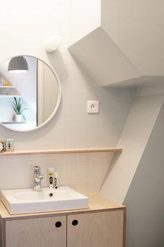 Van zolderkamer naar stijlvol appartementje van 15 vierkante meter - Roomed