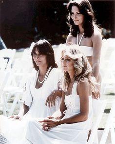 More Bandeau Bikinis. Pearls, All White.