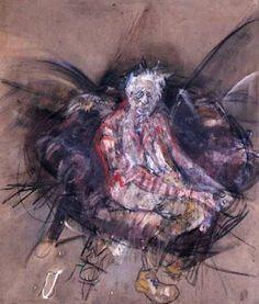 Varlin (Willy Guggenheim) (1900 -1977) - Self Portrait, 1975.