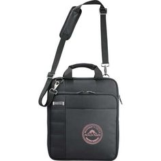 Kenneth Cole Vertical Checkpoint Friendly Messenger Bag