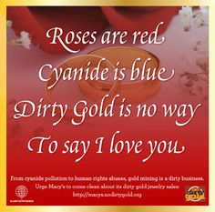 Take action! Tell Macy's to say no to Dirty Gold this Valentine\'s Day Caveat Emptor, George Santayana, Successful Relationships, Feelings And Emotions, E Cards, Celebrity Weddings, How To Memorize Things, Positivity, Duct Tape