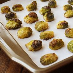 Roasted Brussels Sprouts (Low Carb and Paleo) @keyingredient #paleo #bacon