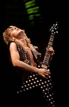"""Randy Rhoads, he invented the term """"shredding."""" His trail blazing work with Ozzie Osborne stands today as the founding father on heavy metal guitarist. Heavy Metal Music, Heavy Metal Bands, Rock Roll, Best Guitarist, Tribute, Ozzy Osbourne, Music Guitar, Art Music, Black Sabbath"""