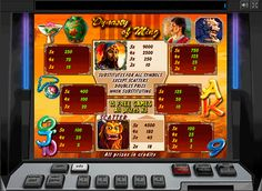 Free gaminator #dynasty_of_ming_slot - play and get your prize right now! It is a perfect #slot_game for beginners and skilled gamblers.