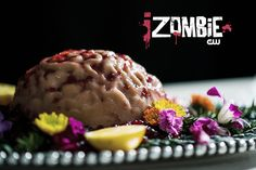 Everything you know about zombies (and dinner) is about to change. From Rob Thomas and DC Comics, #iZombie premieres Tuesday, March 17 on The CW.