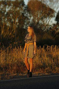 Waitomo Shirtdress