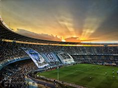 Estadio de Racing Club de Avellaneda by ClaudioSalvagni