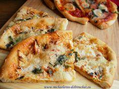 Dobrou chuť: Pizza brot