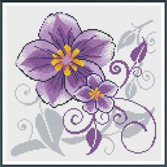 Cross Stitch Pattern PDF canva
