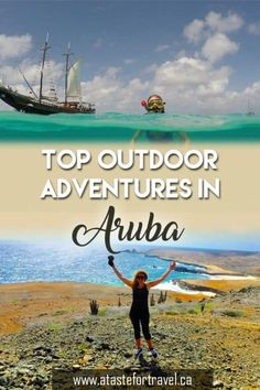 The Caribbean island of Aruba is best known for its beautiful beaches and restaurants. But Aruba is also packed with opportunities for outdoor adventure. Here's our guide to the best outdoor adventures from paddle-boarding to off-road jeep adventure. Aruba Caribbean, Caribbean Vacations, Beach Vacations, Cruise Excursions, Philippines Travel, Beach Trip, Beach Travel, Adventure Travel, Adventure Awaits