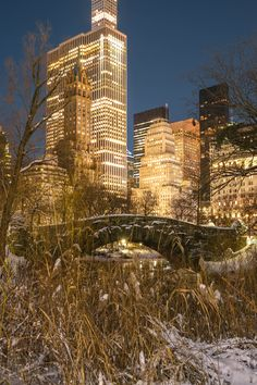 Where is kevin Home Alone Scene in Central Park, NYC Manhattan New York During winter Snow storm with City Lights and Pond Water reflection. Kevin Home Alone, Manhattan New York, Water Reflections, Winter Snow, City Lights, Buy Frames, Central Park, San Francisco Skyline, Pond