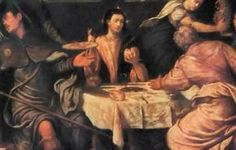 Tintoretto - Italian Renaissance Painter - Video Lessons of Drawing & Painting