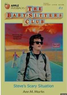Steve Harrington, the Babysitter