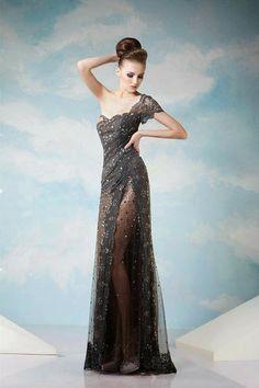 Fantásticos vestidos de noche económicos   Tendencias