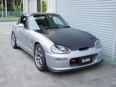 Suzuki Cappuccino  https://www.instagram.com/jdmundergroundofficial/  https://www.facebook.com/JDMUndergroundOfficial/  http://jdmundergroundofficial.tumblr.com/  Follow JDM Underground on Facebook, Instagram, and Tumblr the place for JDM pics, vids, memes & More