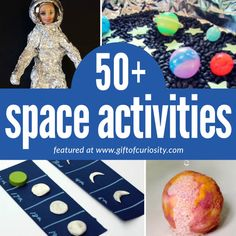 When my daughter became interested in space a while back, I put together a funspace unitwith lots of fun space activities for kids. I used resources from all over the internet to plan our awesome spaceactivities, but we could only do so much. There are so many other wonderful space activities for kids out there, …