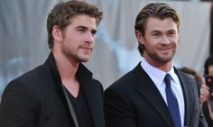 Chris Hemsworth e Liam Hemsworth