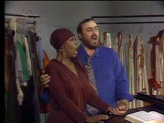 Shirley Verrett & Luciano Pavarotti - Puccini - Tosca - Rehearsal - priceless!