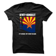 Dewey-Humboldt, Arizona - Its Where My Story Begins