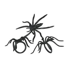 $4.98/144= 3.5 cents each. Spider+Rings+-+OrientalTrading.com