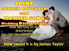 69 best Wedding songs images on Pinterest | Mother daughters, Mother ...