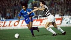 Champions League: The 1986 match that kick-started the competition - BBC News